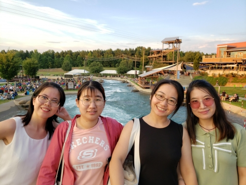 Student testimonial by Yajun Wu